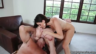 Naughty Angell Summers,  Billy Glide and India Summer