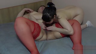 bbw lesbians, ass licking and foot fetish
